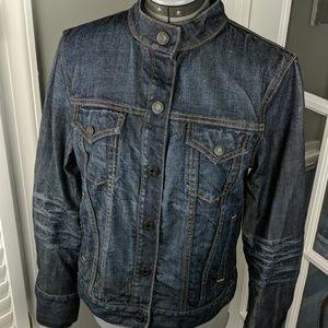 GAP Denim Jacket Dark Wash